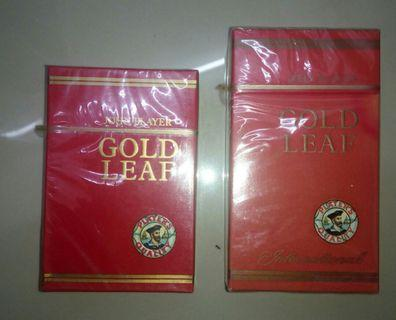 Rokok gold leaf 2 variant sealed