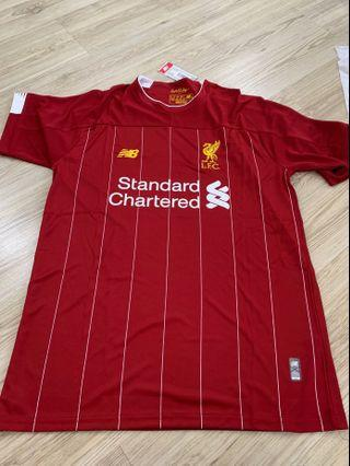❗️19/20 LIVERPOOL HOME KIT LIVERPOOL JERSEY 2020 Liverpool kit red
