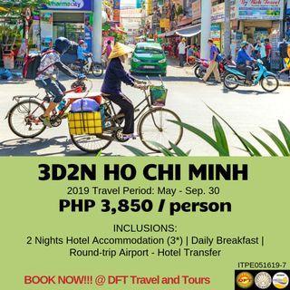 3D2N Ho Chi Minh, Vietnam Tour Package