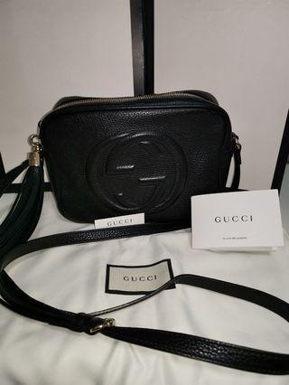 Gucci Soho authentic