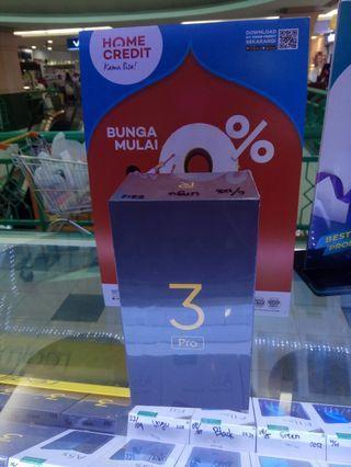 Realme 3 Pro Blue 4/64 Gb Bisa Kredit Hp ,Free 2x Angsuran