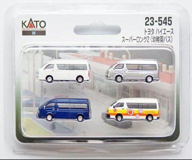 1/150 N scale KATO 23-545 Van