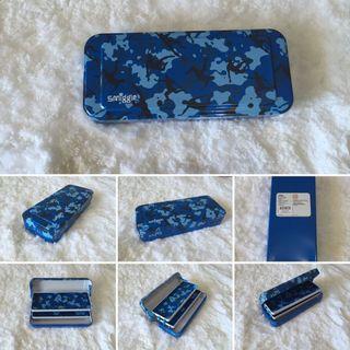Smiggle 2-tray Tin Pencil Case