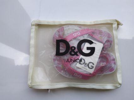 Sandal anak D&G ukuran 25