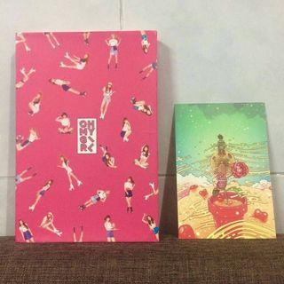 [READY STOCK] OH MY GIRL - Pink Ocean