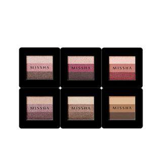 MISSHA Triple Eye Shadow [K-Beauty]