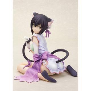 Kotobukiya Shining Hearts - Mischievous Slinking Cat - Xiao Mei Anime Statue @ 35% off