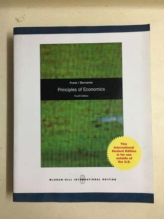 Used Principles of Economics (Paperback)