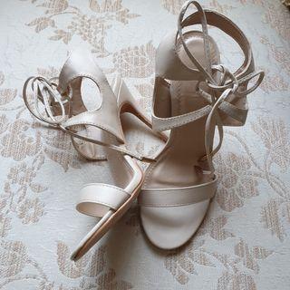 Nude Heels sandal
