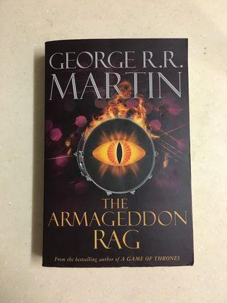 Used The Armageddon Rag (Paperback)