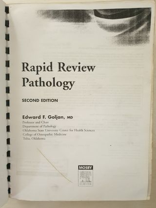 robbins and cotran pathology | Textbooks | Carousell Philippines