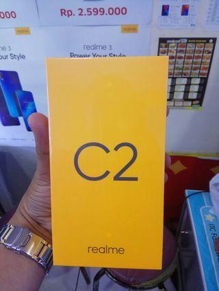 Realme C2 New 2/16 Gb Bisa Kredit Hp ,Free 2x Angsuran