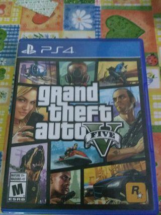 Grand Theft Auto 5 / GTA 5 PS4