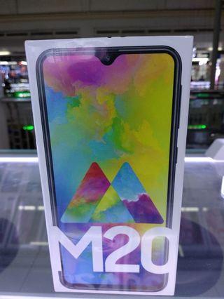 Samsung M20 Promo Gratis 2x Cicilan