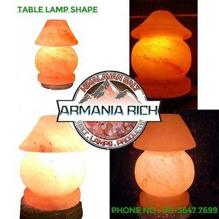 Lampu garam himalaya original