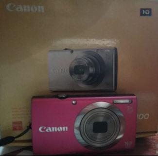 Kamera pocket Canon