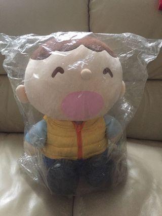 Sanrio 全新大口仔40cm 公仔Minna no Tao