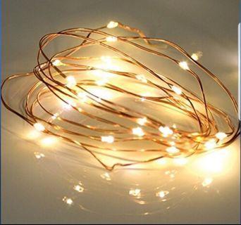 Led copperlights