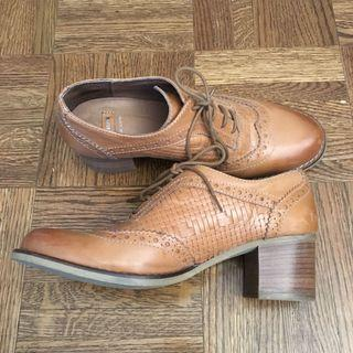 Italy genuine leather boots