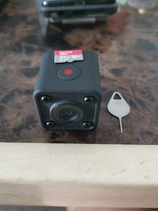 🚚 Mini HD camera