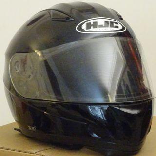HJC motorcycle helmet 電單車 頭盔   M-size (Minor scratches, never impacted)