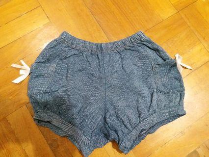 女童 4-6歲 短褲