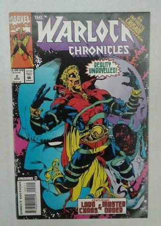 Warlock Chronicles #2 ( Marvel Comics )