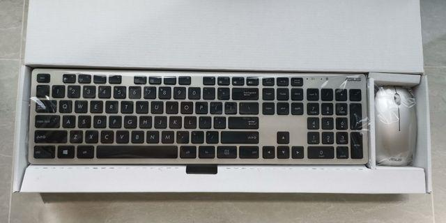 ASUS original wireless keyboard and mouse