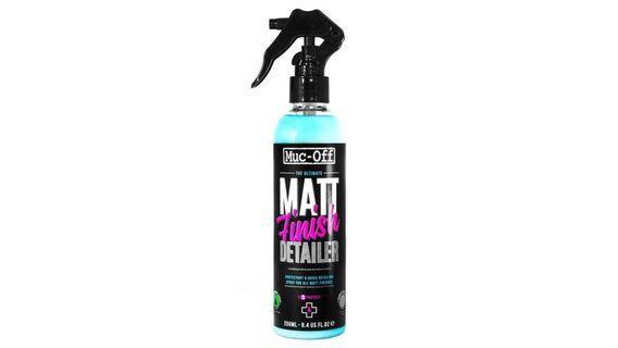 MATT FINISH DETAILER Protectant & Quick Detailing Spray