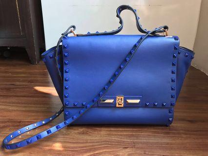 Valentino Bag Blue (not authentic)