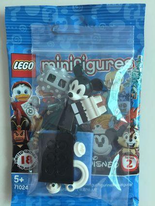 Lego Disney Minnie Mouse Minifigure