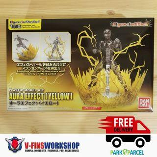 Figure Rise Effect Aura (yellow)