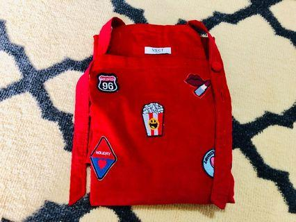 OVERALL VSCT RED