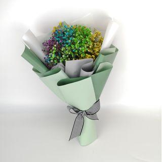 Baby Green Bouquet | Dried Flower | Dates | Graduation