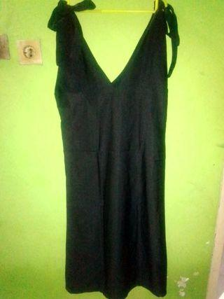 #BAPAU Mini dress hitam