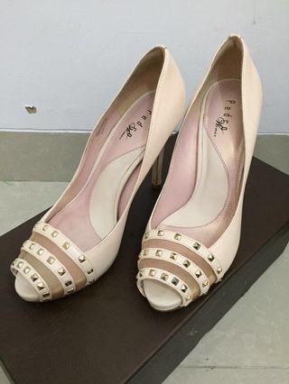 Pedro open toe high-heels
