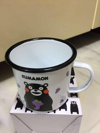 Kumamon 熊本熊搪瓷杯