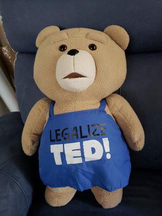 Ted 2 賤熊公仔(日本景品)