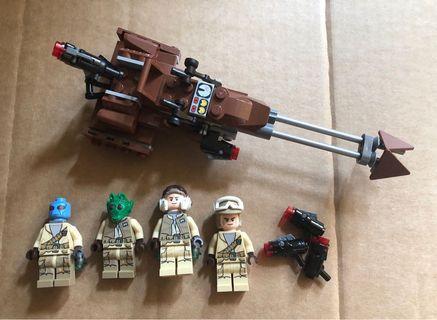 Lego Star Wars 75133 Rebel Alliance
