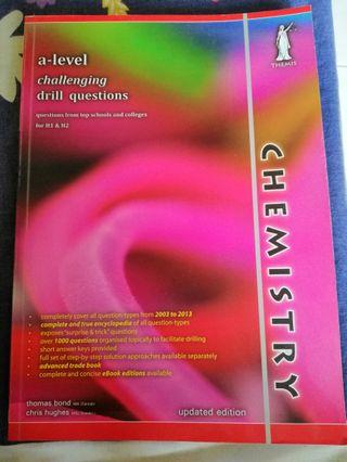 A Level chemistry study guide (H1/H2)