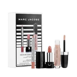 Marc Jacobs Nude & Sugar Lip Trio