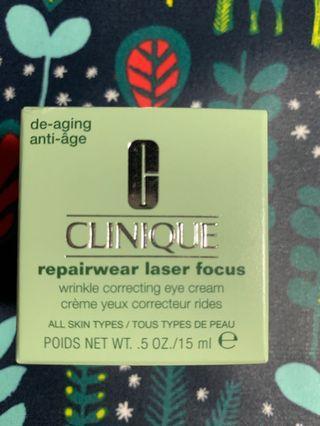 Clinique 眼霜