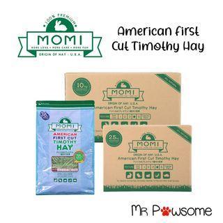 Momi First Cut Timothy Hay