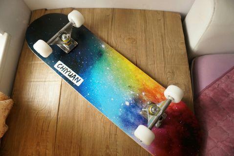 滑板skateboard