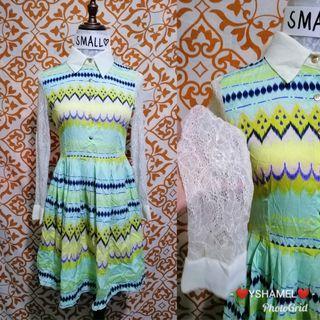 Korean Long sleeves Dress