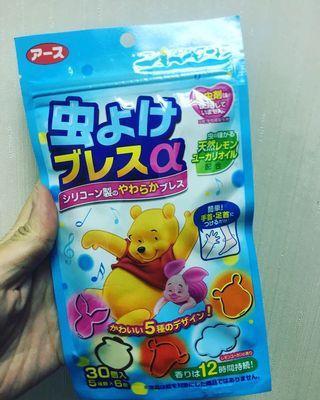 防蚊貼💥💥日本天然 Poon poon 驅蚊手帶 💥💥