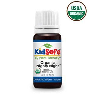 [OUTOFSTOCK : PRE-ORDER ONLY} ORGANIC KIDSAFE NIGHTY NIGHT 10ML PLANT THERAPY 100% PURE ESSENTIAL OIL