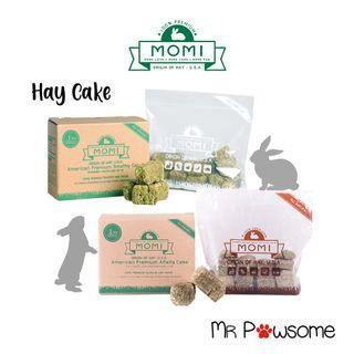 Momi Hay Cake 1lbs [Alfafa Cake/ Timothy Cake]