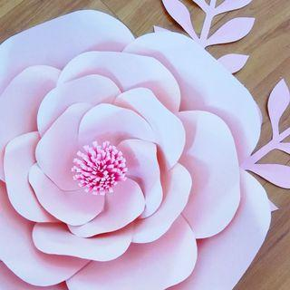 Paper Flower Decoration