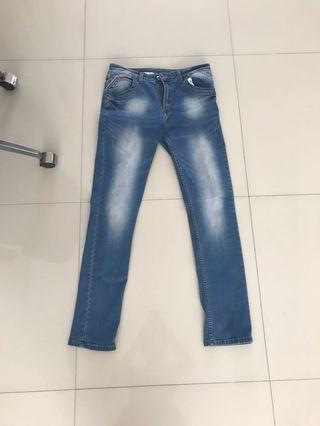 Guess jeans stretch